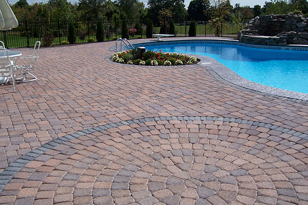 Grimm Building offers a variety of Pavers