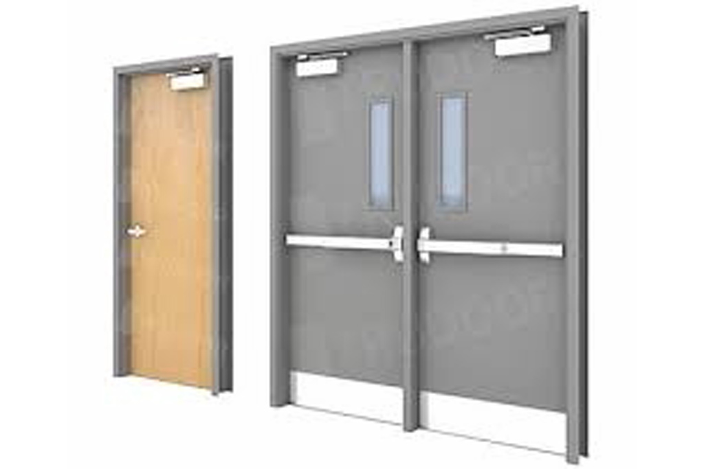 Commercial Doors u0026 Hardware  sc 1 st  Grimm Building Materials Co. & Commerical Doors u0026 Hardware - Commerical Door Frames Metal Doors ...